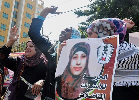 Filistinli Hana Şalabi özgür kalacak