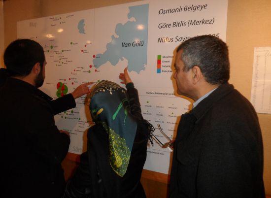 Bitlis, Ermenilerini hatırladı