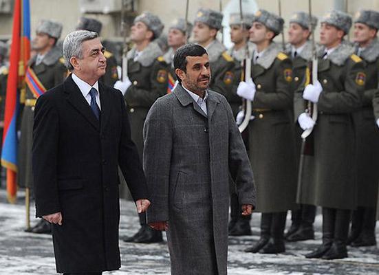 Batı'nın İran gerginliği Ermenistan'ı endişelendiriyor
