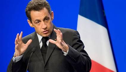 Sarkozy'nin yeni hamlesi hazır