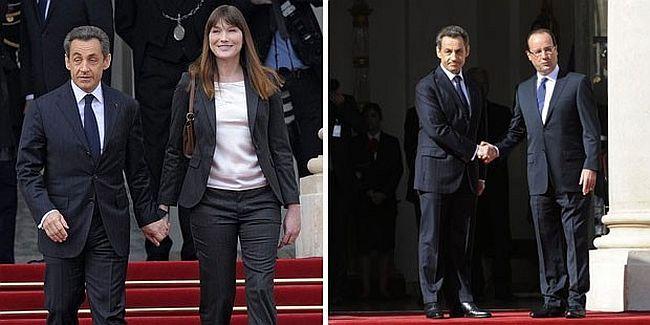 Hollande görevi devraldı