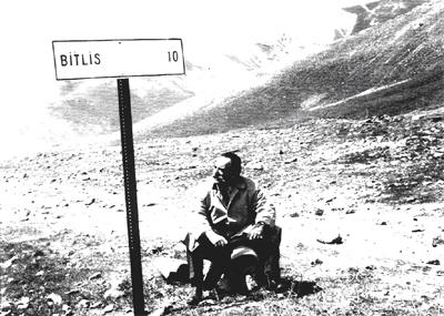 Bitlis'te son Ermeni