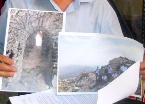 Batman'da Ermeni kilisesi tahrip edildi