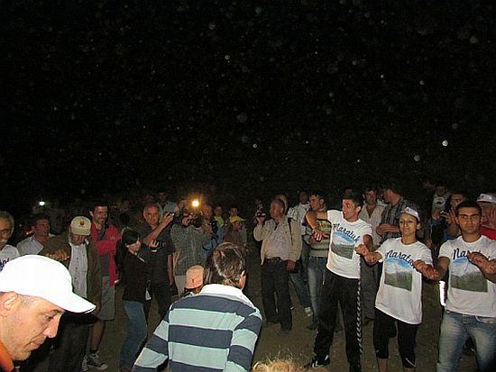 Ermeniler Sason Maruta dağında kutlama yaptı