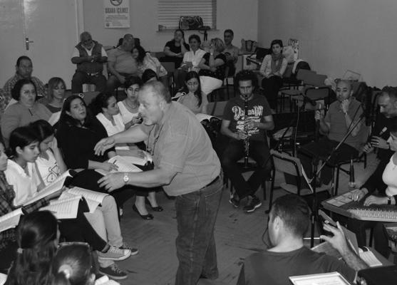 Sayat Nova Korosu'ndan  görkemli 42. yıl konseri