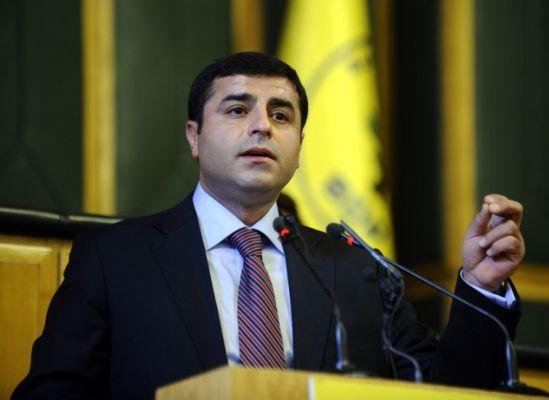 Demirtaş: Devlet Hrant Dink'i korumadı, tehdit etti