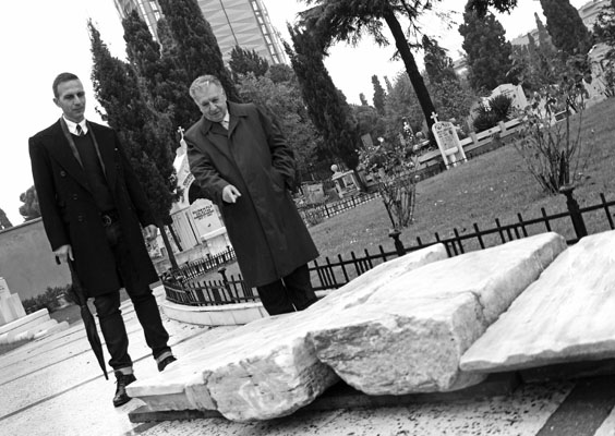 Şişli Ermeni Mezarlığı'nda yeni çalışmalar
