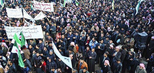 Esad yeni Anayasa yapacağını söylüyor