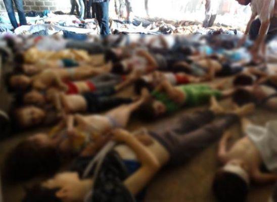 Hersh: MİT planladı, Jandarma Halep'e kadar kimyasal taşıdı