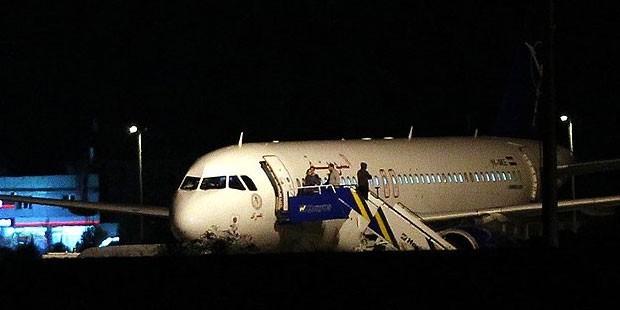 Suriye: Uçakta silah yoktu Türkiye'nin yaptığı yasalara aykırı