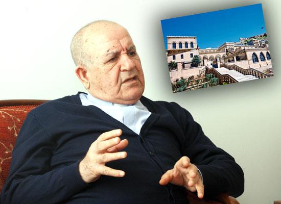 'Tarihi Patrikhane binamız iade edilirse Mardin'e döneriz'