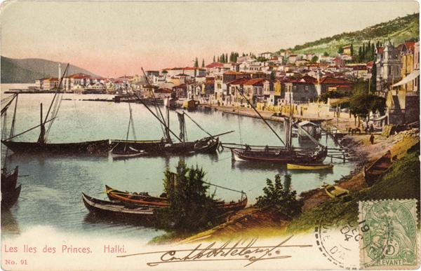 Halki'nin kayıp geçmişi kartpostallarla bugünü sualtı fotoğraflarıyla sergileniyor