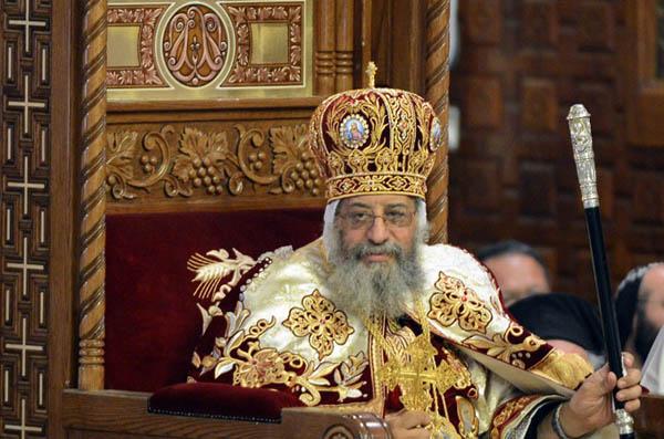 Papa Tavadros tahta geçti