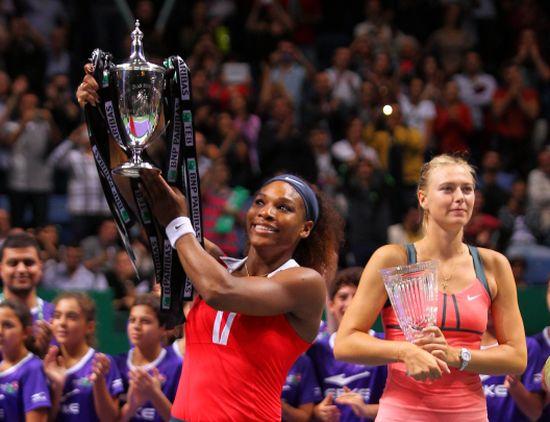 Şampiyon Serena'nın koçu Mouratoglu başarılarının sırrını anlattı