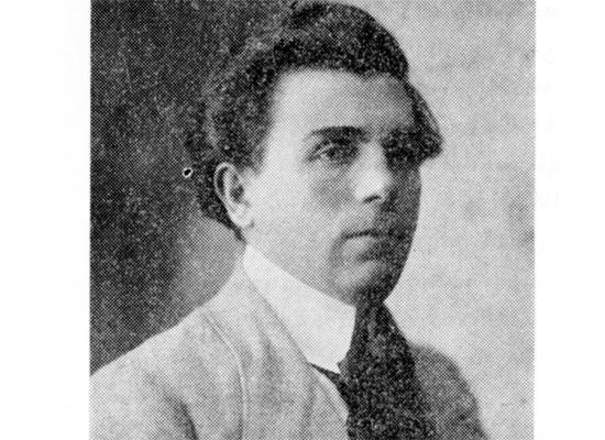 1915 kurbanı bir tiyatrocu