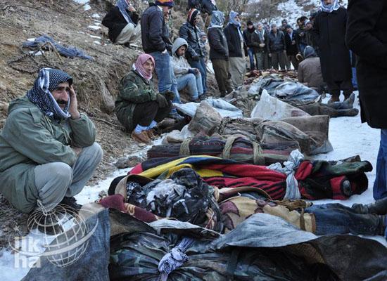 CHP'li Vekil dakika dakika Uludere'yi anlattı