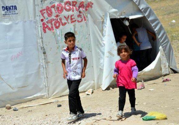 'Çocukların gözünden Van' İstanbul'da