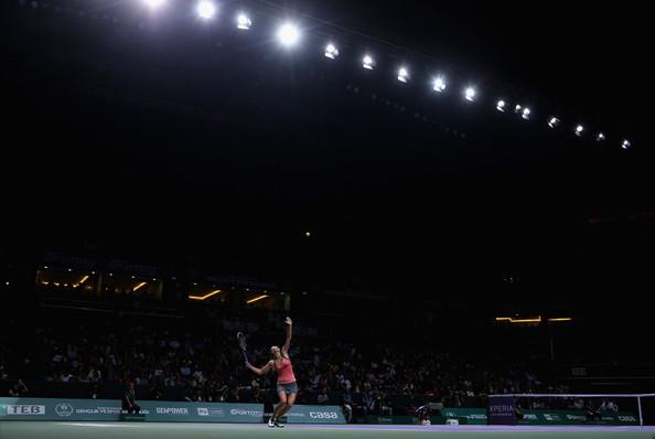 WTA İstanbul Williams-Sharapova finaliyle taçlanıyor