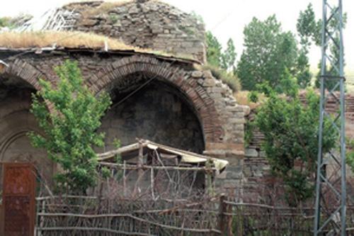 Ne olacak Fatih'in kilisesinin bu hali