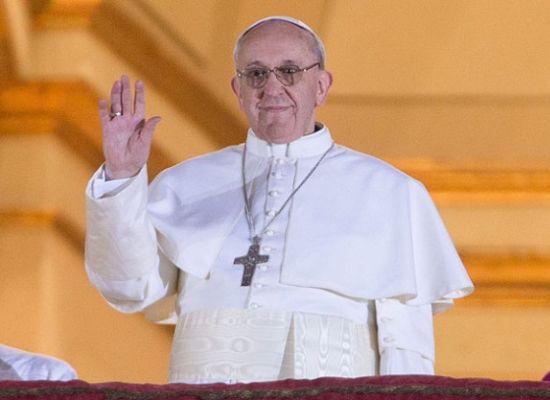Yeni papa Arjantinli Bergoglio