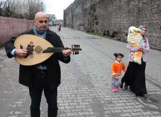 Yervant Bostancı 21 yıl sonra Diyarbakır'a dönüyor