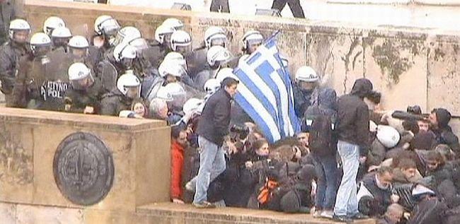 Yunanistan'ı kurtarma paketine onay verildi