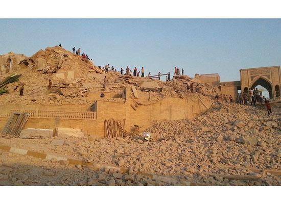 IŞİD'in kutsal mekan katliamı