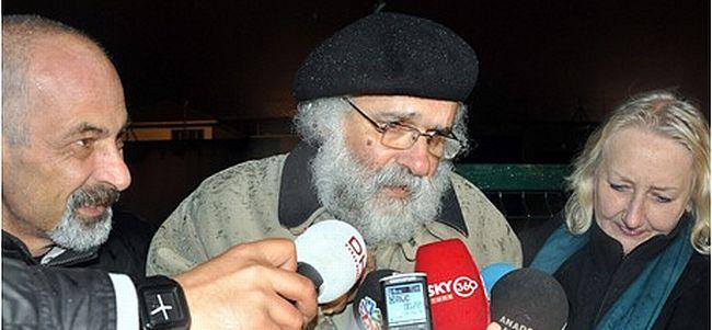 Ragıp Zarakolu 'sessizlik protestosu'na başladı
