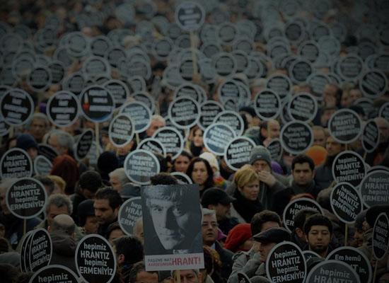 Hrant Dink etkinliklerle anılıyor