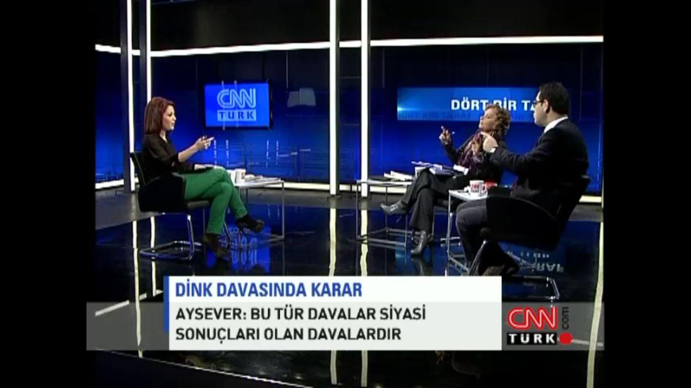 Enver Aysever, Nazlı Ilıcak, Nagehan Alçı, Altan Öymen / Dört Bir Taraf (18.01.2012)