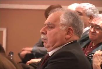 Zakarya Mildanoğlu'nun Amerkia'da verdiği konferans (1)