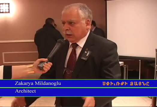 Zakarya Mildanoğlu Amerika'da 'Hay Doon'a konuk oldu