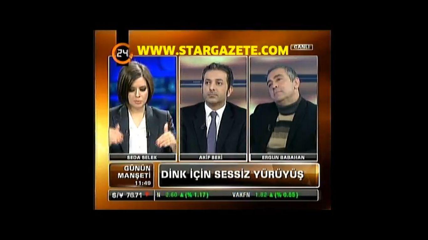 Akif Beki, Ergun Babahan / Seda Selek - Günün Manşeti - 24 (2)