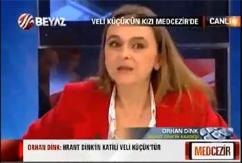 """Hrant Dink'in katili Veli Küçük'tür"""