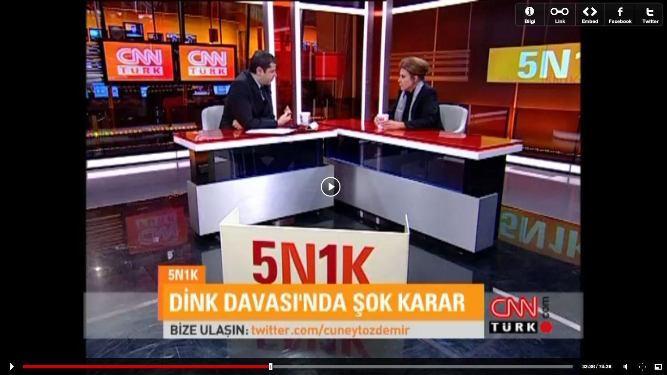 İsmail Cem Halavut, Ufuk Uras, Zeynep Tambay, Tuba Çandar / Cüneyt Özdemir - 5N1K