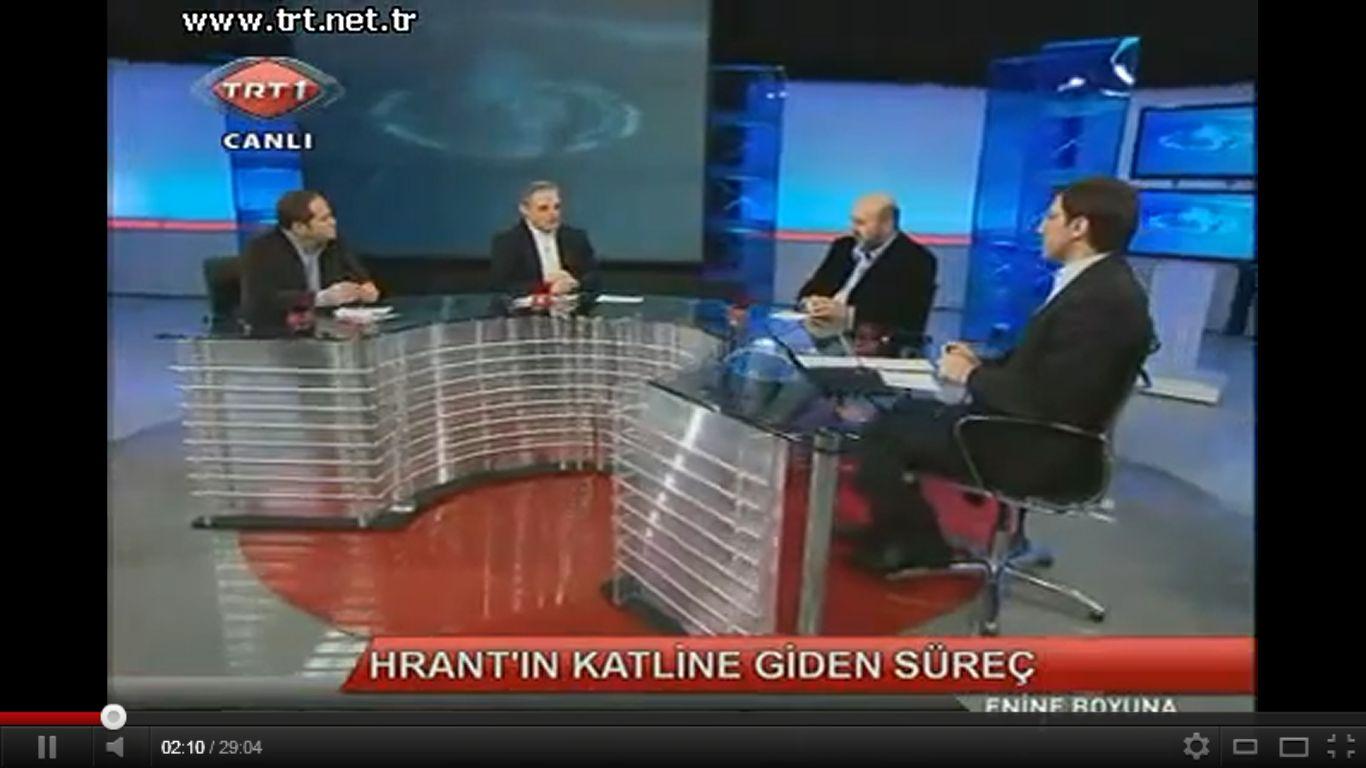 İsmet Berkan, Hatem Ete, Mustafa Karaalioğlu / Prof. Dr. Talip Küçükcan - Enine Boyuna (1)