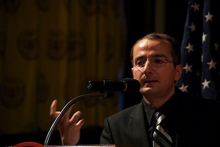 Khatcing Mouraidan Türk Ermeni İlişkileri Üzerine Konuştu