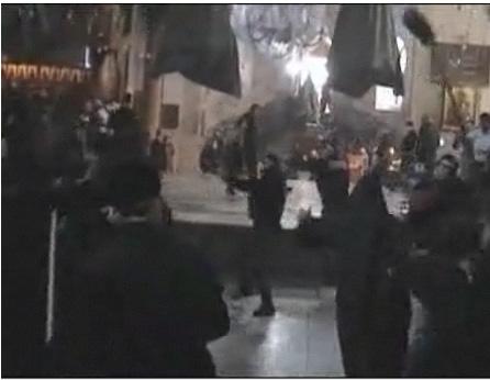 Kudüste 'kutsal kavga' yine yeniden
