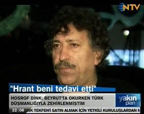 NTV'de Yakın Plan'ın konusu Hrant Dink cinayetiydi