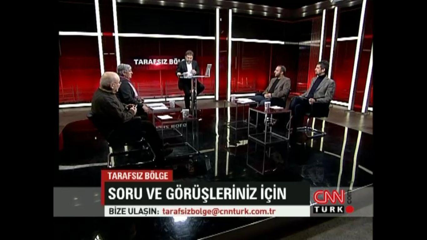 Fethiye Çetin, Aydın Engin, Garo Paylan, Hayko Bağdat / Ahmet Hakan - Tarafsız Bölge (18.01.2012)