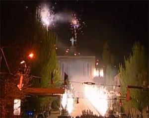 Yerevan 2012 Dünya Kitap Başkenti unvanını görkemli törenlerle kutladı