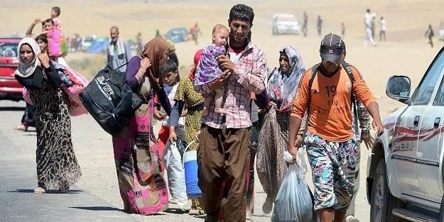 Bir Mülteci Topluluğu