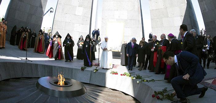 Papa'dan Türkiye ve Ermenistan'a: Duvarlar değil köprüler | Agos