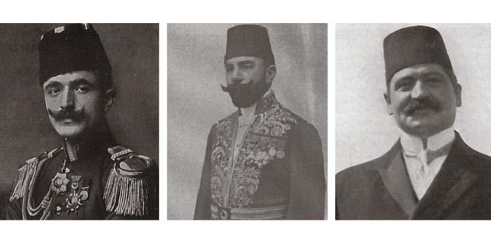 Ermenice gazetelerde İttihatçı paşaların akıbeti   Agos