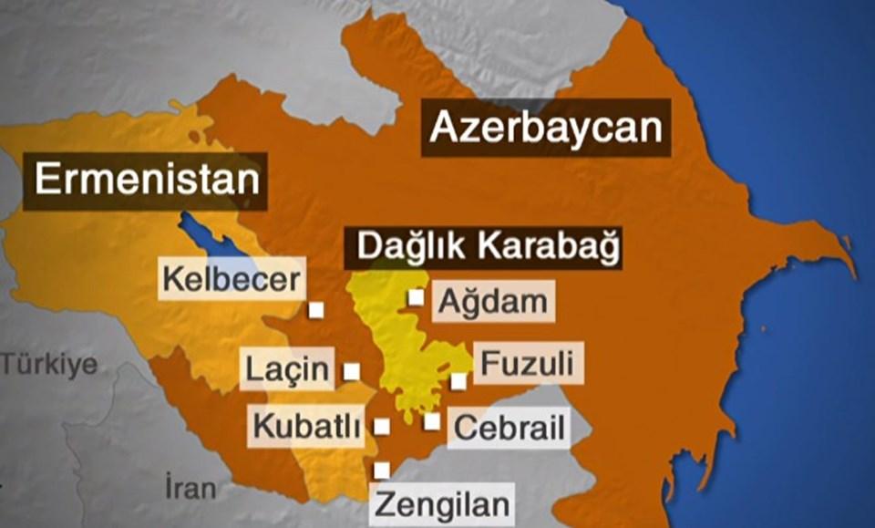 Azerbaycan Ermenistan sınırında yeni çatışmalar | Agos