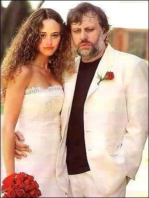 Slavoj Zizek Wife